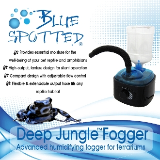 Deep Jungle Fogger: Advanced Humidifying Fogger
