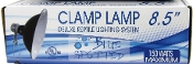 8.5 Inch Deluxe Clamp Lamp